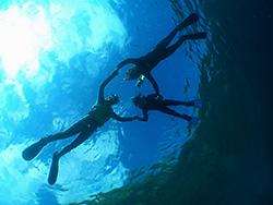 青の洞窟セットコース イメージ
