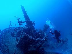 沈船エモンズコース イメージ