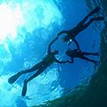 青の洞窟セットコース