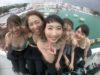 台風9号でバタバタ、メニュー変更の体験ダイビング&ファンダイビング