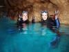 梅雨入り3日目はやはり雨でも青の洞窟で体験ダイビング