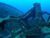 浦添にある沈船