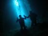 久しぶりの青の洞窟体験ダイビング