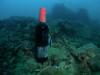 まったり宜野湾ファンダイビングと海中ワイン引き上げ