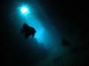 まさに真夏30℃越えの沖縄青の洞窟