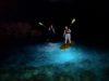 平成最後のゲストさんは慶良間体験ダイビングとサンセット&ナイトSUP