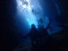 ご紹介からの青の洞窟体験ダイビング