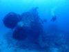 沈船エモンズ&チービシ体験ダイビング
