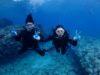 チービシ体験ダイビングのちPADIライセンス講習学科