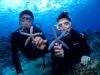 祝300本記念ダイビングinチービシのちチービシ体験ダイビング