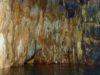 水中から鍾乳洞へ辺戸岬ファンダイビング